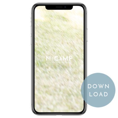 Nキャンプ iPhoneスマホ壁紙_202102