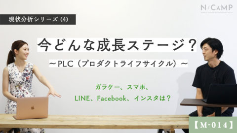 【M-014】今どんな成長ステージ?PLCプロダクトライフサイクルとは?