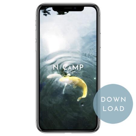 Nキャンプ iPhoneスマホ壁紙_202103